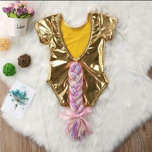Unicorn babygirl onsie